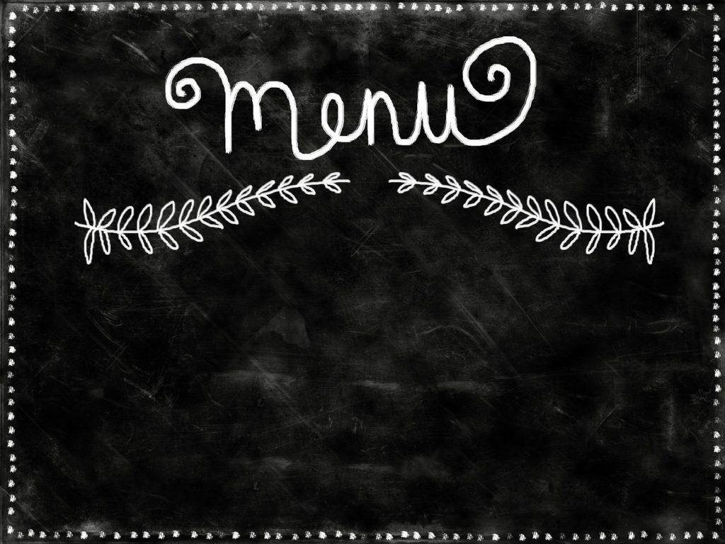 A chalkboard menu open for your unique legal service needs.